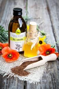 Olej z wiesiołka Olini pomaga na niepłodność
