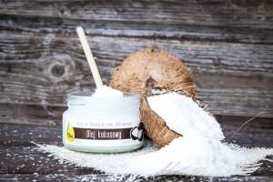 Olej kokosowy do zębów