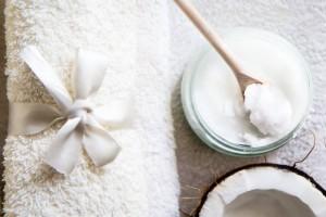 Olej kokosowy Olini do pielęgnacji w ciąży