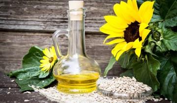 Olej słonecznikowy Olini