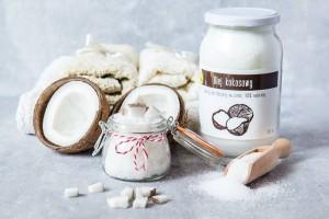 Olej kokosowy Olini i jego zastosowania