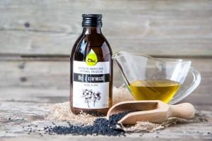 Olej z czarnuszki Olini na odporność