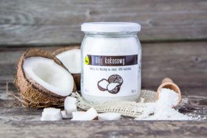 Olej kokosowy Olini