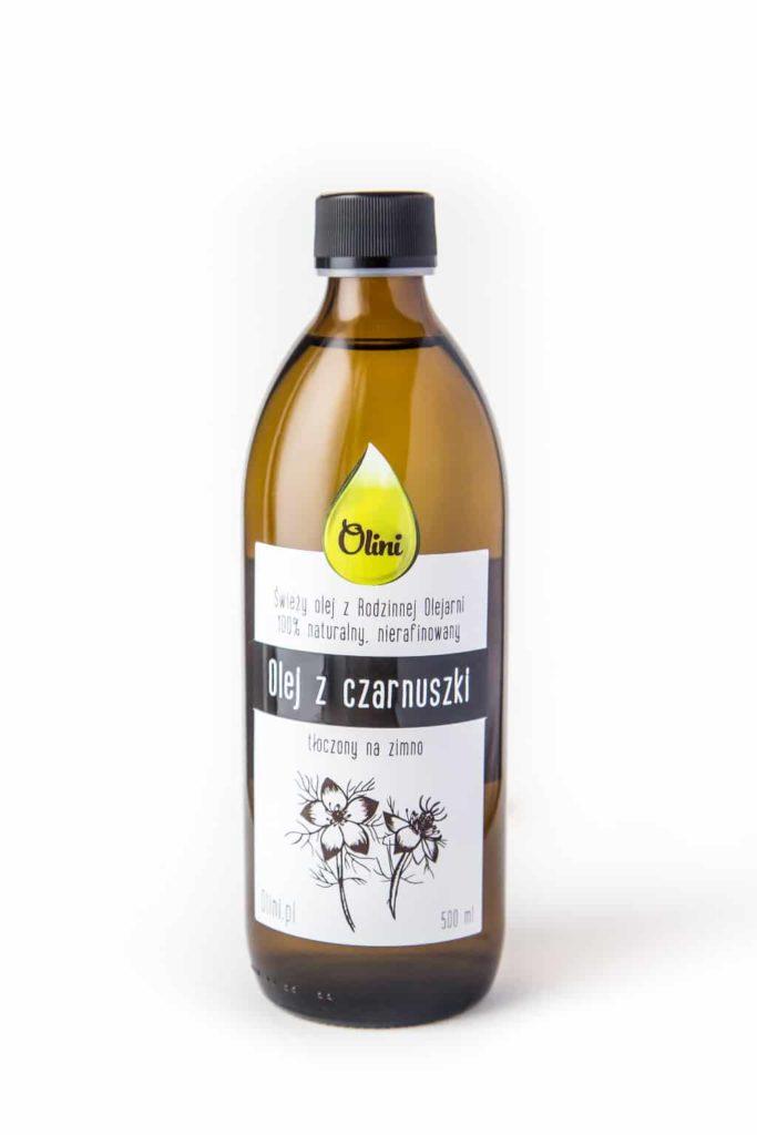500 ml oleju z czarnuszki