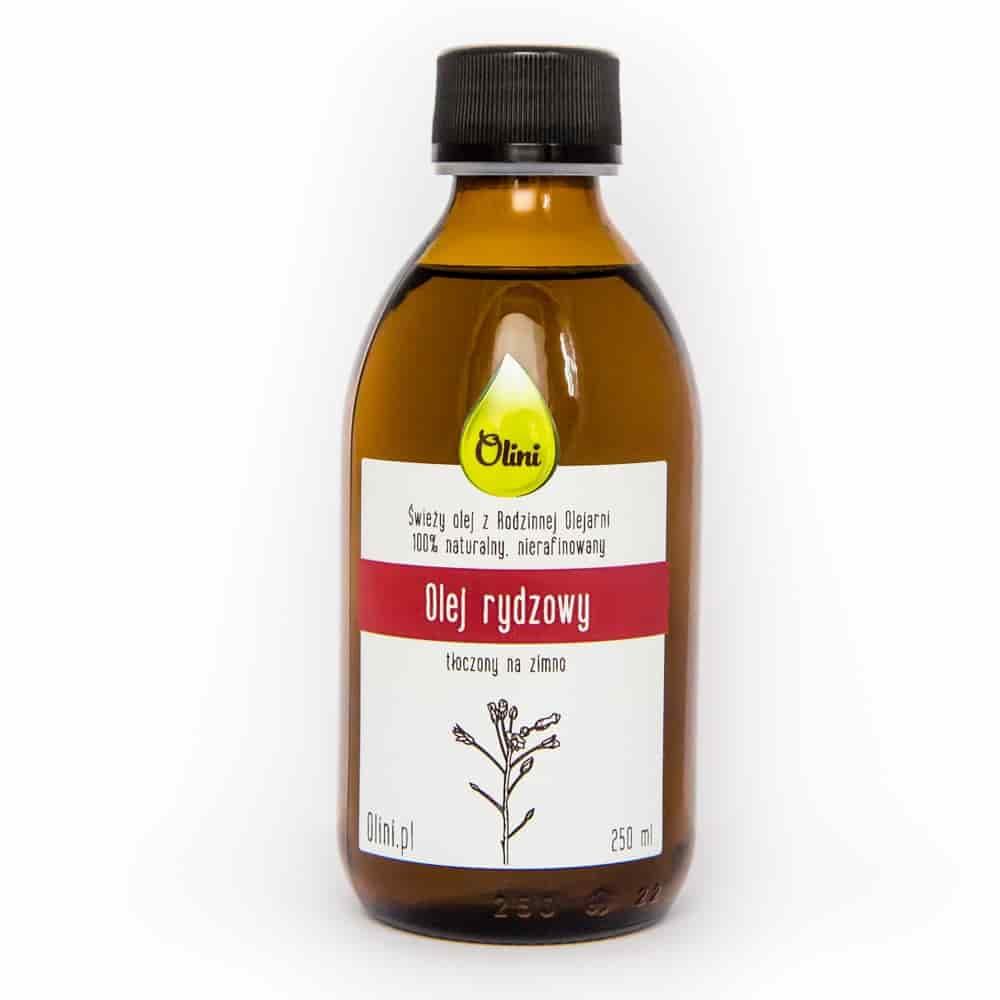 olej rydzowy właściwości
